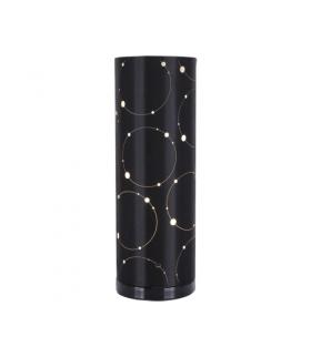 Lampka stołowa LARYSA FOOT E14 BLACK IDEUS 03807