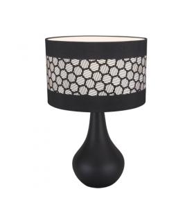 Lampka stołowa WANDA E14 BLACK IDEUS 03804
