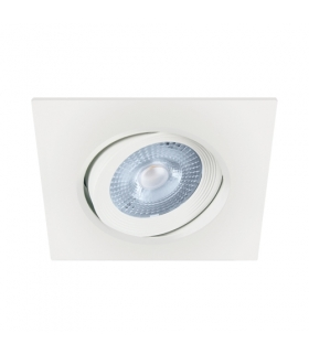 Sufitowa oprawa punktowa SMD LED MONI LED D 5W 4000K WHITE IDEUS 03861