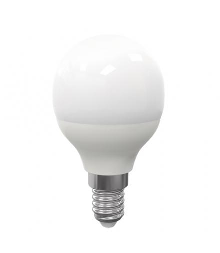 Lampa z diodami SMD LED ULKE LED E14 8W 4500K IDEUS 03854