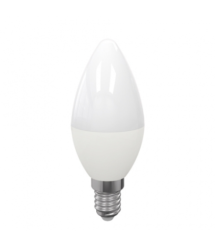 Lampa z diodami SMD LED VELA LED E14 8W 3000K IDEUS 03851