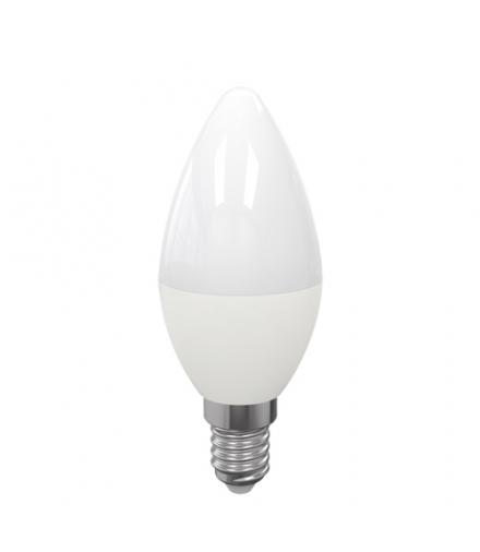Lampa z diodami SMD LED VELA LED E14 8W 4500K IDEUS 03852