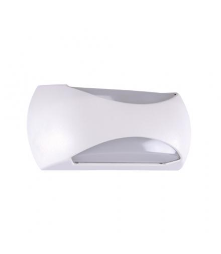 Oprawa hermetyczna ENDURO LED 12W 2C WHITE 4000K IDEUS 03876