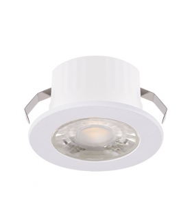 Oprawa dekoracyjna FIN LED C 3W BIAŁA 4000K IDEUS 03872