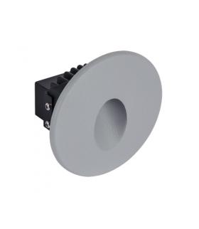 Oprawa dekoracyjna COB LED AZYL LED C 1,6W GREY 4000K IDEUS 03904