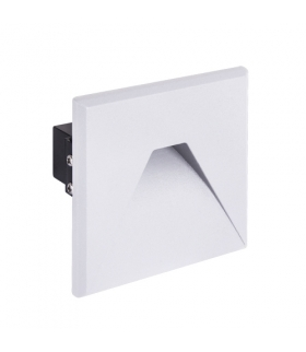 Oprawa dekoracyjna COB LED KURS LED D 1,6W WHITE 4000K IDEUS 03908