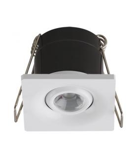 Sufitowa oprawa punktowa POWER LED GOL LED D 1,6W WHITE 4000K IDEUS 03890