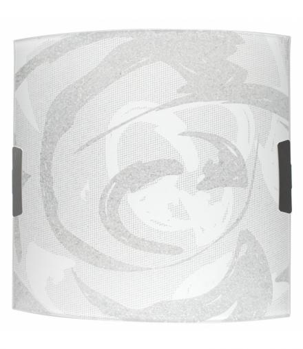 LAMPA LUNAR PLAFON 26X29 1X60W Candellux 10-95155