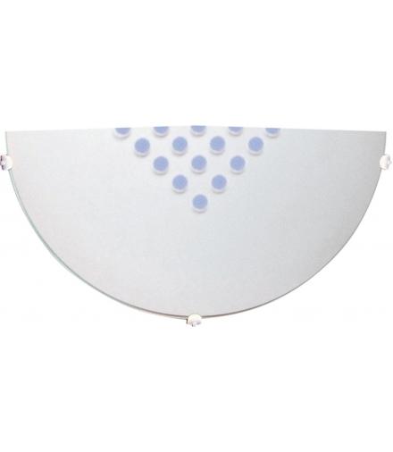 LAMPA PALINA PLAFON 1/2 NI 1X60W Candellux 11-41886