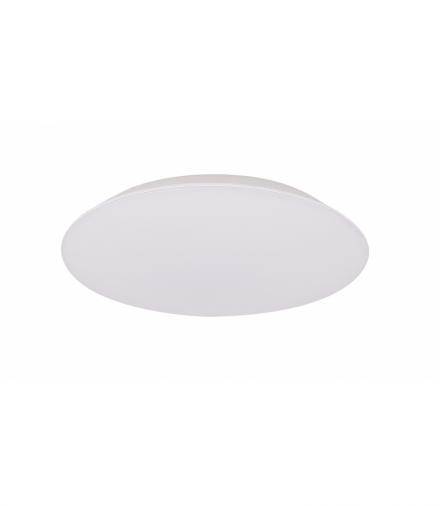 LAMPA SUFITOWA MEGA PLAFON 23 12W LED 4000K BIAŁY IP44 Candellux 12-75048