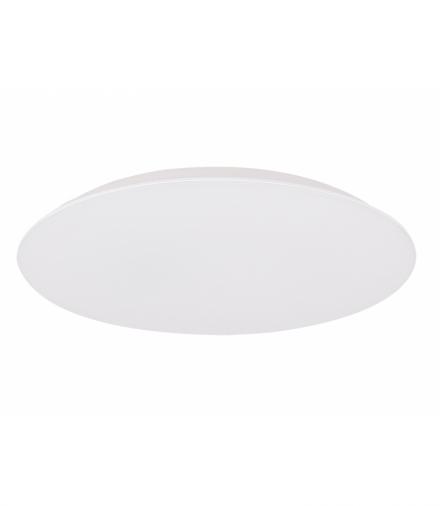 LAMPA SUFITOWA MEGA PLAFON 28 18W LED 4000K BIAŁY IP44 Candellux 12-75055