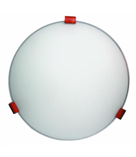 LAMPA BIANCA PLAFON 30 DR 1X60W E27 Candellux 13-11520