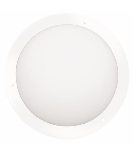 LAMPA AQUILA PLAFON 32 10W LED 6500K BIAŁY IP44 Candellux 13-63151