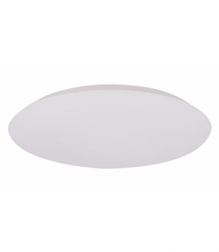 LAMPA SUFITOWA MEGA PLAFON 38 24W LED 4000K BIAŁY IP44 Candellux 13-75130