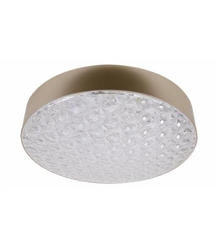 LAMPA SUFITOWA LUXON PLAFON 24W LED 38,5 CM ZMIENNA BARWA I JASNOŚĆ Candellux 13-75154