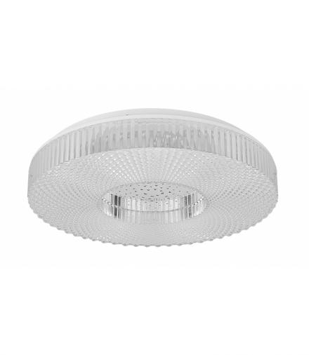 LAMPA SUFITOWA SHON PLAFON 24W LED 38,5 CM ZMIENNA BARWA I JASNOŚĆ Candellux 14-75314