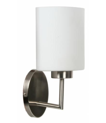 LAMPA VISOLA KINKIET 1X60W E27 NIKIEL MATT Candellux 21-10288