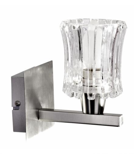LAMPA IBIZA KINKIET 1X40W E14 SATYNA Candellux 21-14504