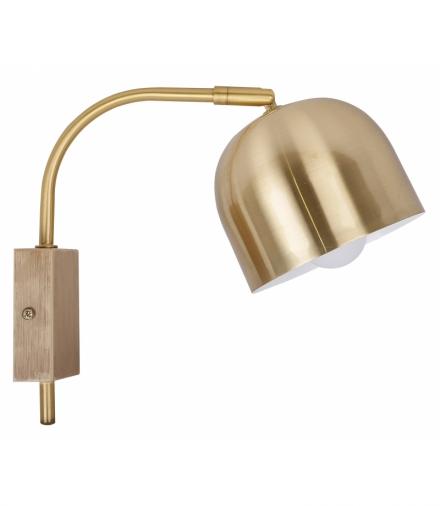 LAMPA RUPI KINKIET 1X40W E27 PATYNOWY Candellux 21-75475