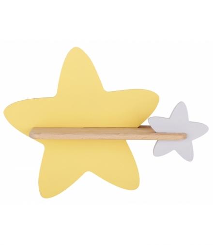 LAMPA STAR KINKIET ŚCIENNY 5W LED IQ KIDS Candellux 21-75611