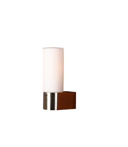 LAMPA MIRROR KINKIET 1x40W E14 NIKIEL MAT Candellux 21-84500