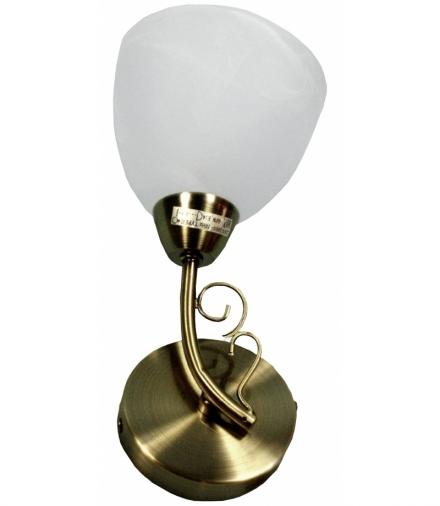 LAMPA BARBA KINKIET 1X40W E14 PATYNA Candellux 21-94370