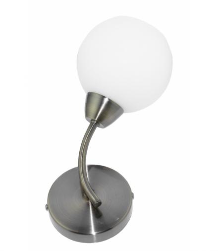 LAMPA LEMON KINKIET 1X40W E14 SATYNA Candellux 21-96749