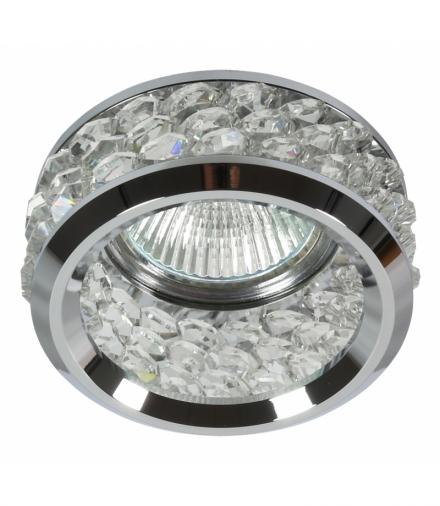 SK-80 CH/TR MR16 1X50W CHROM oczko sufitowe lampa sufitowa Candellux 2227375