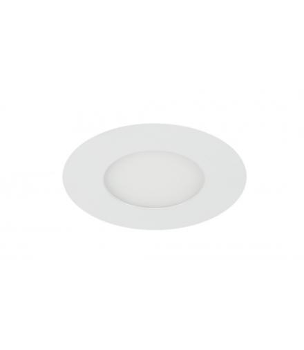 OPRAWA STROPOWA SP-06 WH 3W LED 230V PANEL LED STAŁA OKRĄGŁA ŚR.85 Candellux 2245345
