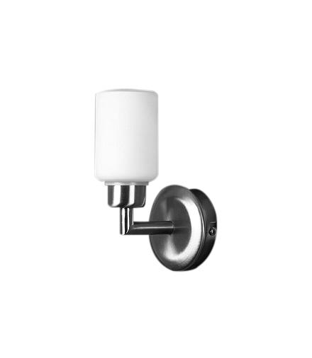 LAMPA MIRROR KINKIET 1x40W G9 NIKIEL MAT Candellux 22-89987