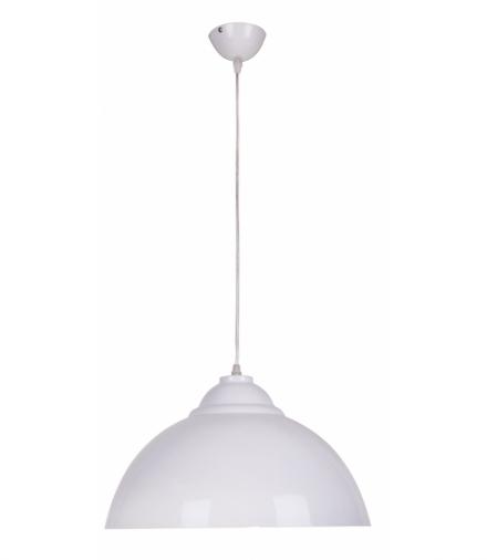 UNI LAMPA WISZĄCA 38 1X60W E27 BIAŁY Candellux 31-13323