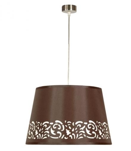 LAMPA KASZMIR ZWIS 35 1X60 E27 BRĄZOWY Candellux 31-21038