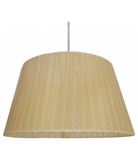 LAMPA TIZIANO ZWIS 37 1X60W E27 ZŁOTY Candellux 31-27108