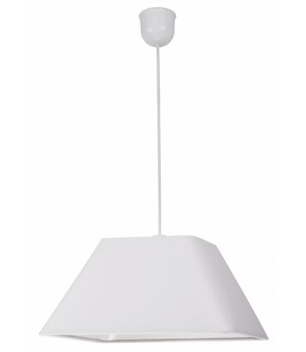 ROBIN LAMPA WISZĄCA 35 MAŁA 1X60W E27 BIAŁY Candellux 31-57518
