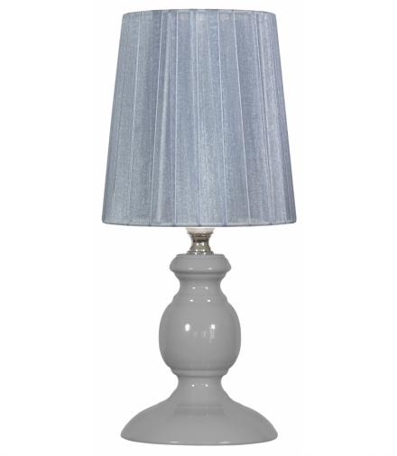 LAMPKA ALETTE 1X40W E14 SZARY Candellux 41-64103