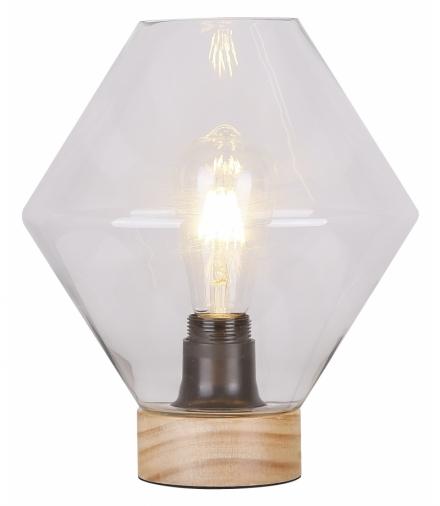 LAMPKA KARO GABINETOWA 1X60W E27 BEZBARWNY Candellux 41-78186