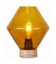 LAMPKA KARO GABINETOWA 1X60W E27 POMARAŃCZOWY Candellux 41-78193