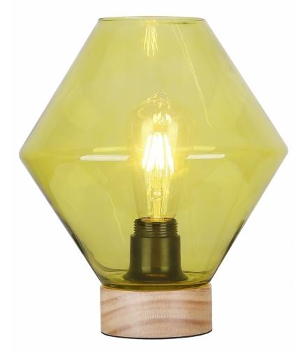 LAMPKA KARO GABINETOWA 1X60W E27 ZIELONY Candellux 41-78209