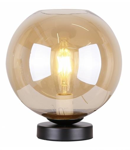 LAMPKA GLOBE GABINETOWA 1X60W E27 BURSZTYNOWY Candellux 41-78261