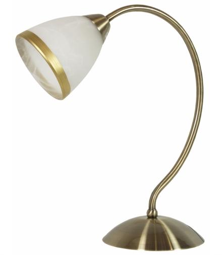 LAMPKA SOFIA 1X40W E14 PATYNA Candellux 41-96718