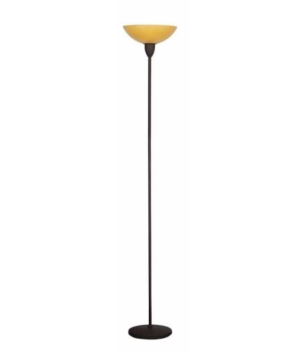 LAMPA PODŁOGOWA TRADYCJA BRĄZ E27 60W Candellux 4610011-24