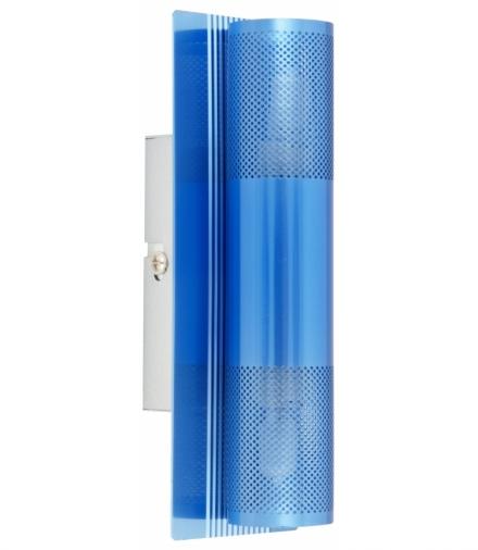 LAMPA EMU KINKIET 2X40W G9 BŁĘKITNY Candellux 91-07837