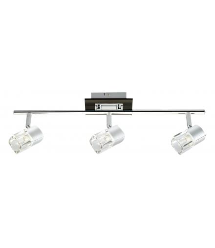 LAMPA CAVA LISTWA 3X40W G9 Candellux 93-29501