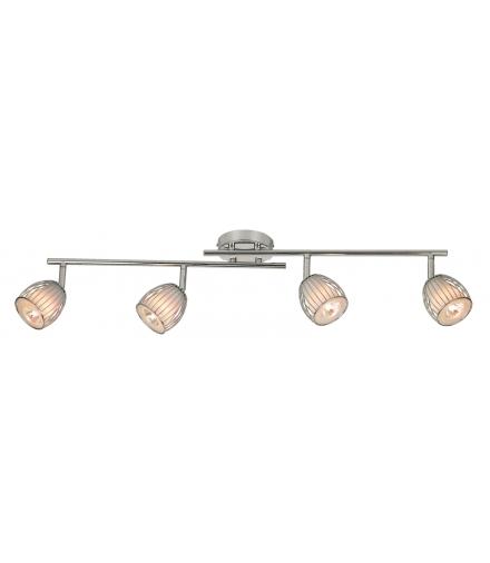LAMPA ARMAN LISTWA 4X50W GU10 Candellux 94-02498