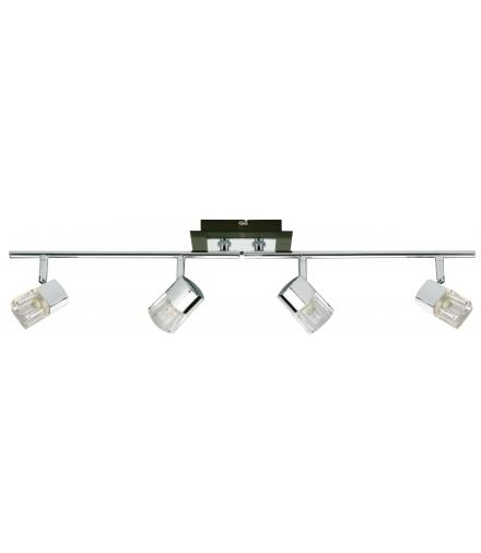 LAMPA CAVA LISTWA 4X40W G9 Candellux 94-29587