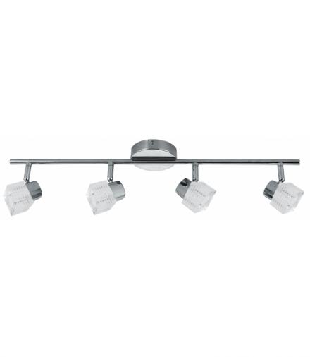 LAMPA MALACHIT LISTWA 4X40W G9 Candellux 94-31689