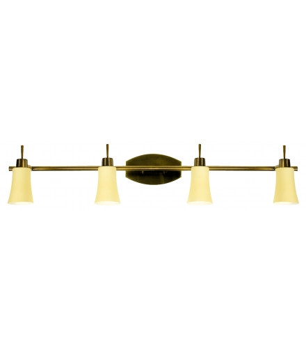 LAMPA KROTON LISTWA 4X40W G9 PATYNA Candellux 94-85699