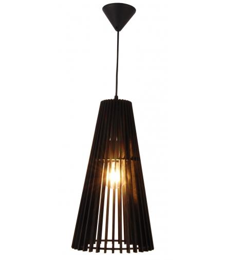 LAMPA WISZĄCA OSAKA 1 CZARNY Candellux 50101031