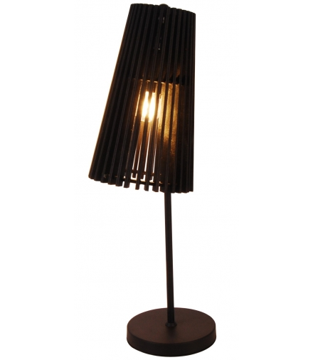 LAMPA STOŁOWA OSAKA 1 CZARNY Candellux 50501032