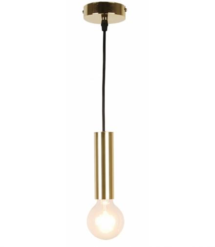 LAMPA WISZĄCA DALLAS 142 MM 1 ZŁOTY Candellux 50101034